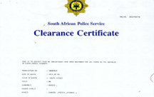 Character Certificate