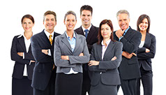 7 business people