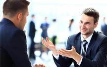 Consultants Talking
