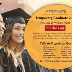 Temproray Grad Visa