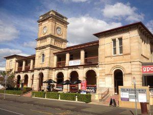 Toowoomba City