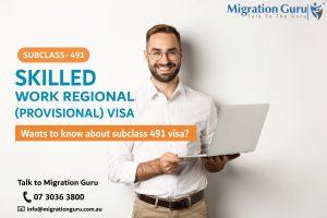 491 Visa Graduate
